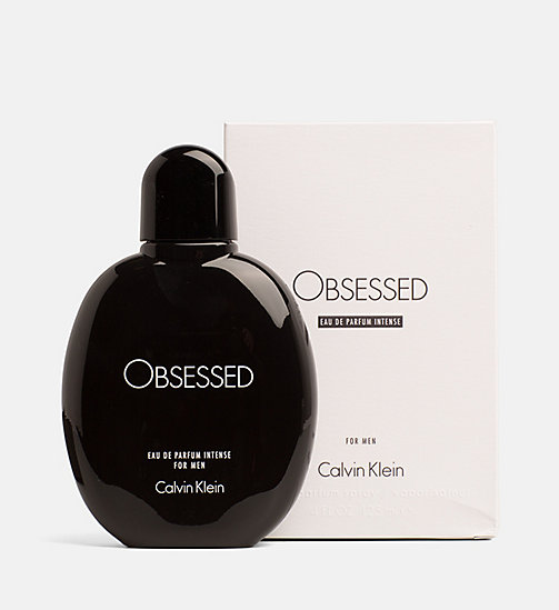 CALVINKLEIN Obsessed Intense for Men - 125 ml - Eau de Toilette - BLACK - CALVIN KLEIN PERFUMES - main image
