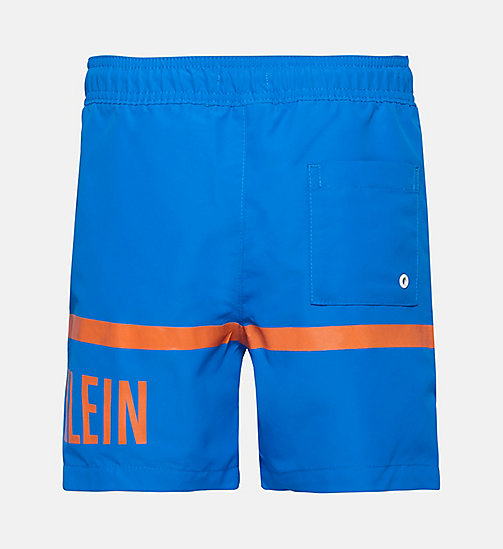 CALVINKLEIN Jungen-Badeshorts - Intense Power - ELECTRIC BLUE LEMONADE - CALVIN KLEIN BADEMODE - main image 1