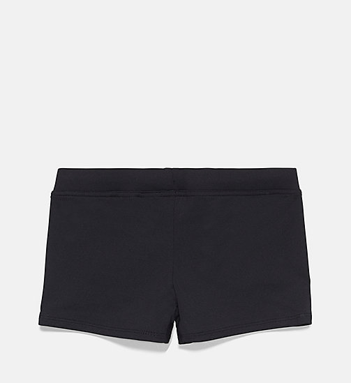 CALVINKLEIN Boys Swim Trunks - Intense Power - PVH BLACK - CALVIN KLEIN Boys - detail image 1