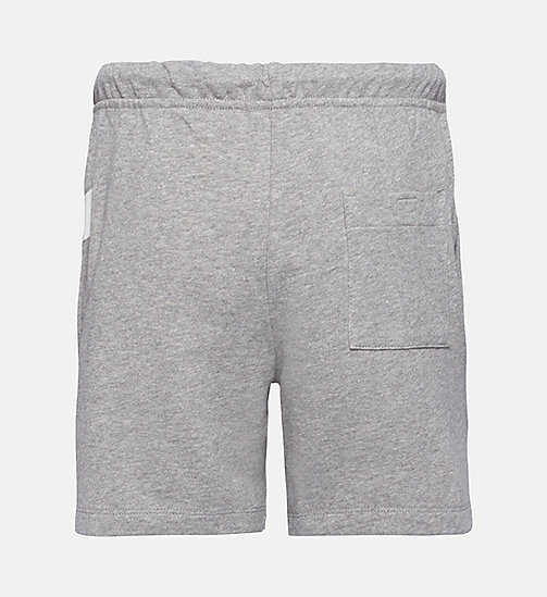 CALVINKLEIN Short garçon - Intense Power - GREY HEATHER - CALVIN KLEIN GARÇONS - image détaillée 1