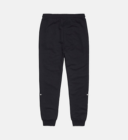 CALVIN KLEIN Accent Stripe Boys Joggers - BLACK - CALVIN KLEIN GIRLS - detail image 1