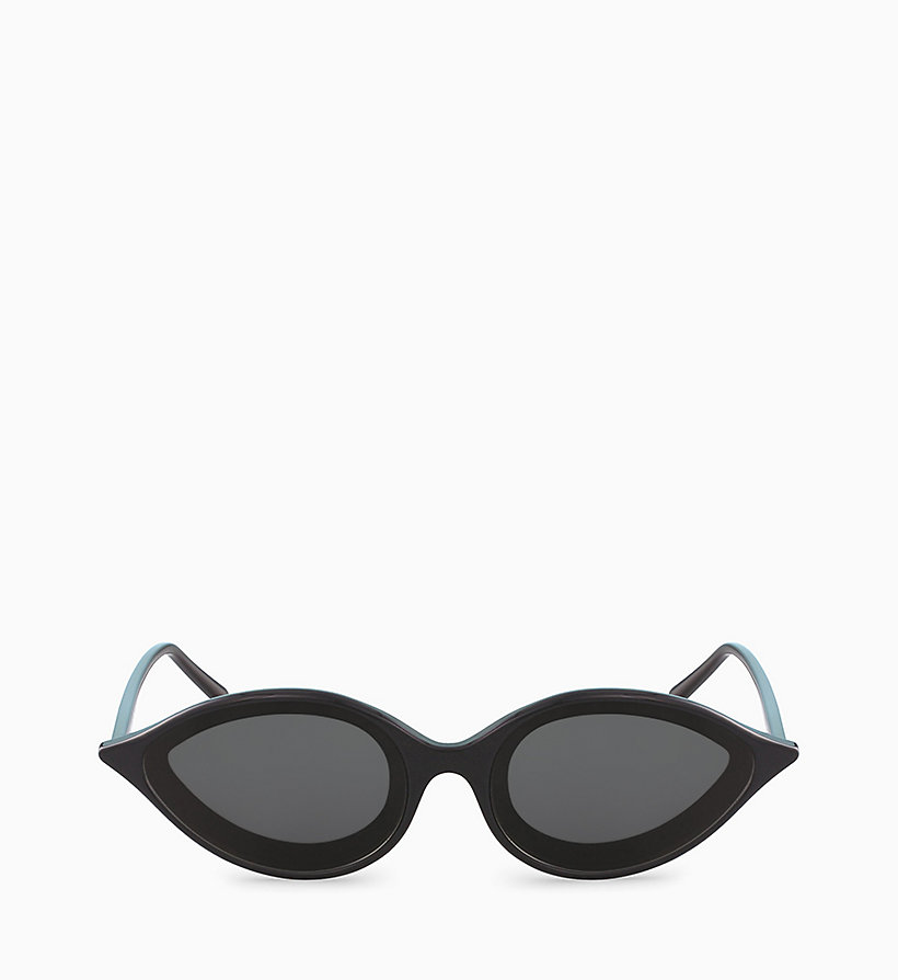 205W39NYC Cat Eye Sunglasses CKNYC1853S - MILKY WHITE - 205W39NYC WOMEN - detail image 1