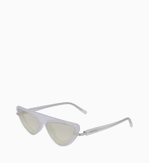 fb7f57d0ecf0fc £425.00Cat Eye Sunglasses CKNYC1951S