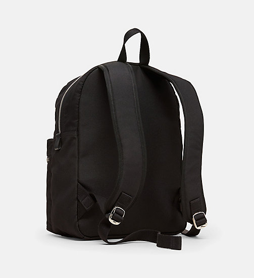 CALVINKLEIN Nylon Backpack - BLACK - CALVIN KLEIN MEN - detail image 1