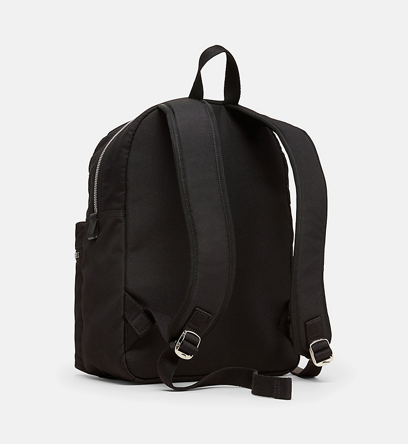 CALVIN KLEIN Nylon Backpack - DARK JADE - CALVIN KLEIN MEN - detail image 1