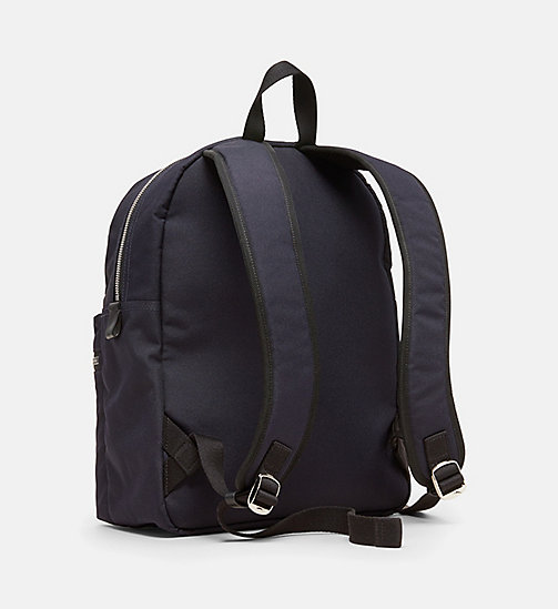 CALVINKLEIN Nylon Backpack - DARK JADE - CALVIN KLEIN MEN - detail image 1
