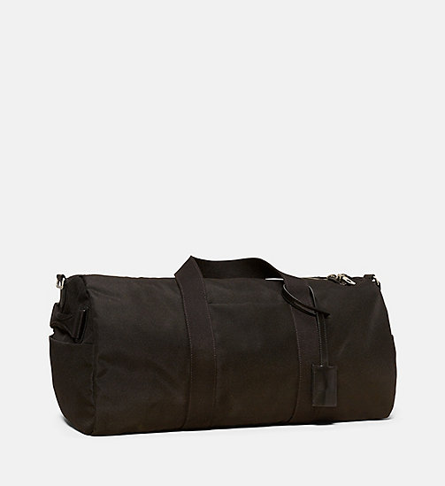CALVINKLEIN Nylon Duffle - BLACK - CALVIN KLEIN SHOES & ACCESSORIES - detail image 1