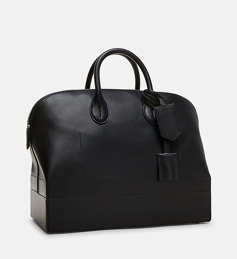 CALVINKLEIN Medium Luxe Leather Tote -  - CALVIN KLEIN BAGS & ACCESSORIES - detail image 1