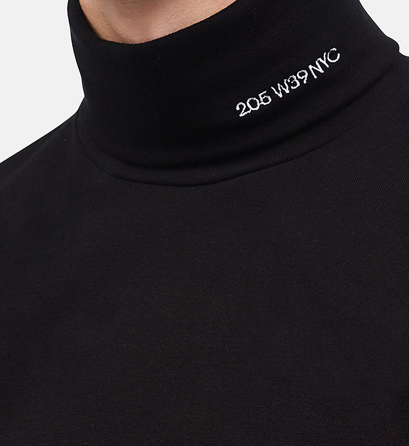 CALVINKLEIN 205W39NYC Turtleneck - WHITE - CALVIN KLEIN MEN - main image
