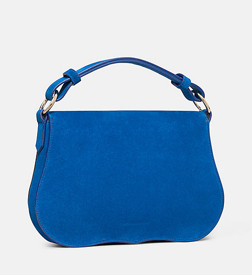 CALVINKLEIN Small Western Shoulder Bag - LAPIS - CALVIN KLEIN SHOES & ACCESSORIES - detail image 1