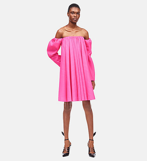 CALVINKLEIN Parachute Dress - BEGONIA - CALVIN KLEIN CLOTHES - main image
