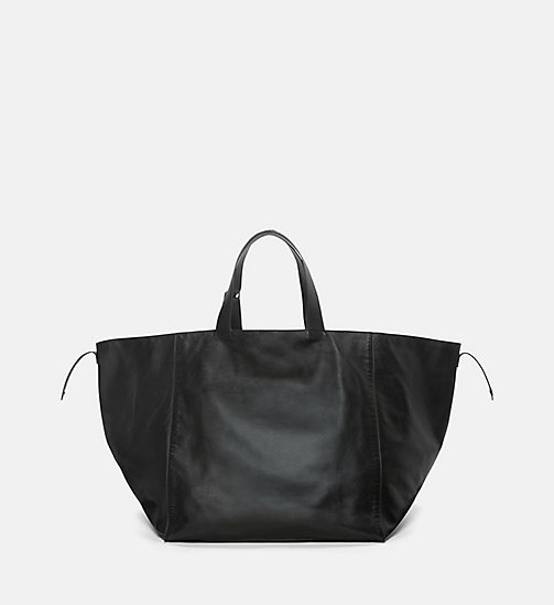 CALVINKLEIN Skull Tote Bag - BLACK MIX - CALVIN KLEIN SHOES & ACCESSORIES - detail image 1