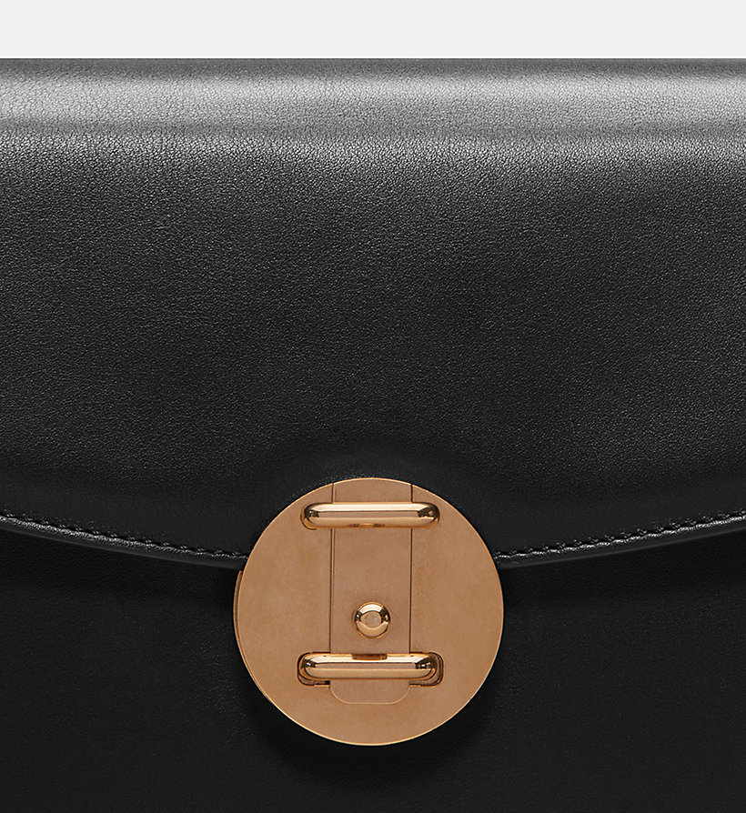 205W39NYC Small Shoulder Bag in Palmellato Leather - CLOUD - 205W39NYC WOMEN - detail image 2