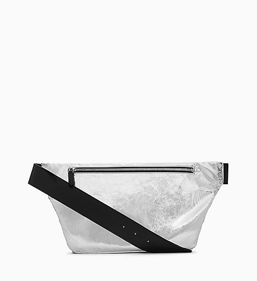 205W39NYC Embroidered Bum Bag - SILVER - 205W39NYC SHOES & ACCESSORIES - detail image 1