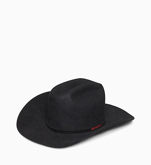 205W39NYC 205W39NYC Cowboy Hat - BLACK - 205W39NYC CLOTHES - main image