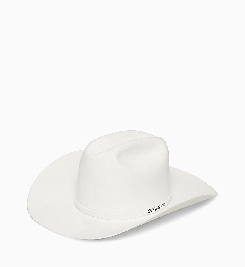 205W39NYC 205W39NYC Cowboy Hat - ULTRA VIOLET - 205W39NYC WOMEN - main image