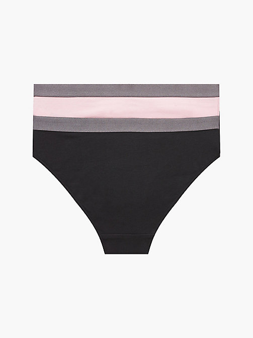 CALVINKLEIN Bikini Brief - Modern Cotton - 1 BLACK / 1 UNIQUE - CALVIN KLEIN GIRLS - detail image 1