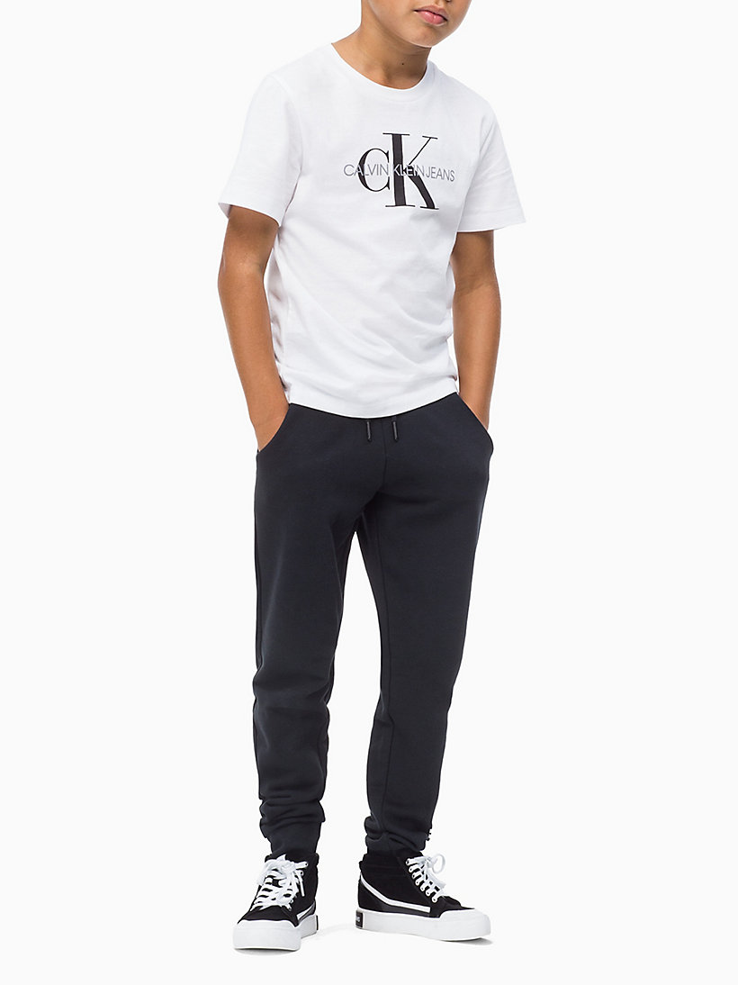 Logo T-shirt - BLACK BEAUTY - CALVIN KLEIN JEANS MEN - detail image 2