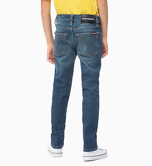 Straight Jeans - VIEW MID STRETCH - CALVIN KLEIN JEANS MEN - detail image 1