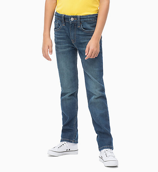 Straight Jeans - VIEW MID STRETCH - CALVIN KLEIN JEANS MEN - main image
