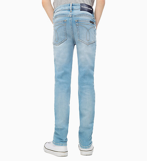 CALVIN KLEIN JEANS Slim-Jeans - ESSENTIAL LIGHT BLUE STRETCH - CALVIN KLEIN JEANS HERREN - main image 1