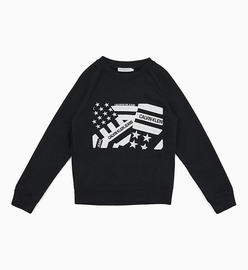 Calvin Klein Jeans Flag Print
