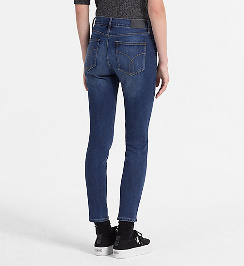 CALVIN KLEIN JEANS High Rise Skinny Jeans - WONDER MID - CALVIN KLEIN JEANS JEANS - detail image 1
