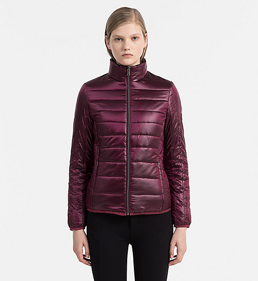 CALVIN KLEIN JEANS Reversible Padded Jacket - FIG - CALVIN KLEIN JEANS CLOTHES - main image