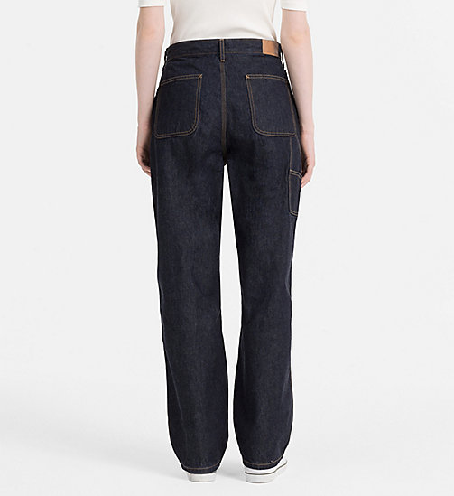 CALVIN KLEIN JEANS Carpenter Jeans - NAIL BLUE - CALVIN KLEIN JEANS STRAIGHT JEANS - main image 1