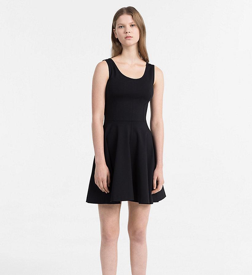 Sleeveless Skater Dress Calvin Klein JyNTR