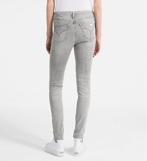 CALVIN KLEIN JEANS Sculpted Skinny Jeans - LIGHTNING GREY STR - CALVIN KLEIN JEANS NEW IN - detail image 1