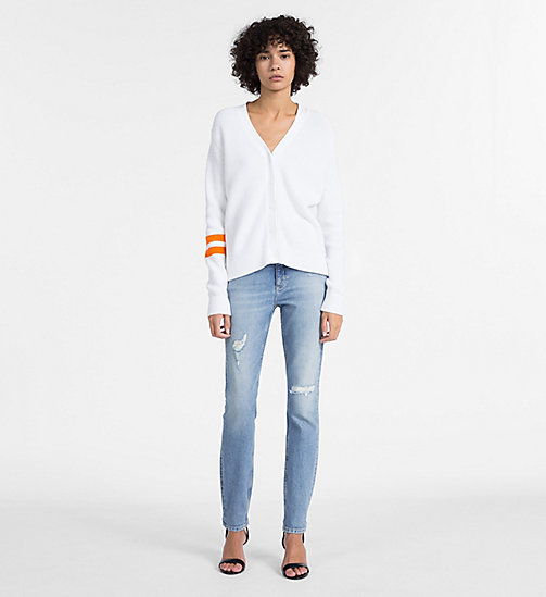 CALVIN KLEIN JEANS CKJ 010 High Rise Skinny Jeans - HEAVENLY BLUE - CALVIN KLEIN JEANS THE DENIM INDEX - imagen detallada 1