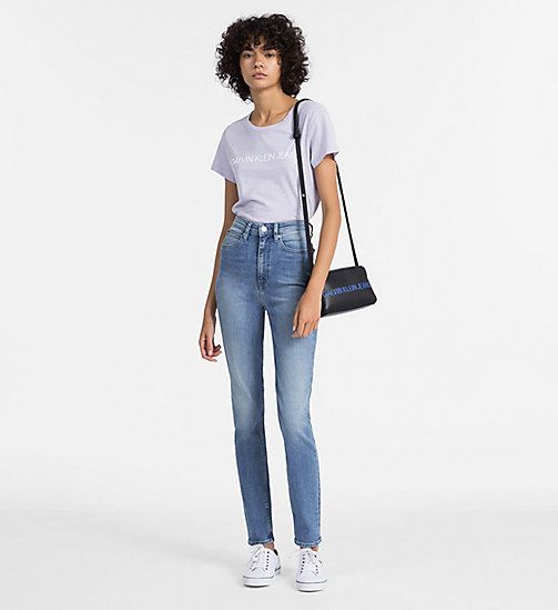 CALVIN KLEIN JEANS CKJ 010 High Rise Skinny Jeans - POTRERO - CALVIN KLEIN JEANS THE DENIM INDEX - detail image 1