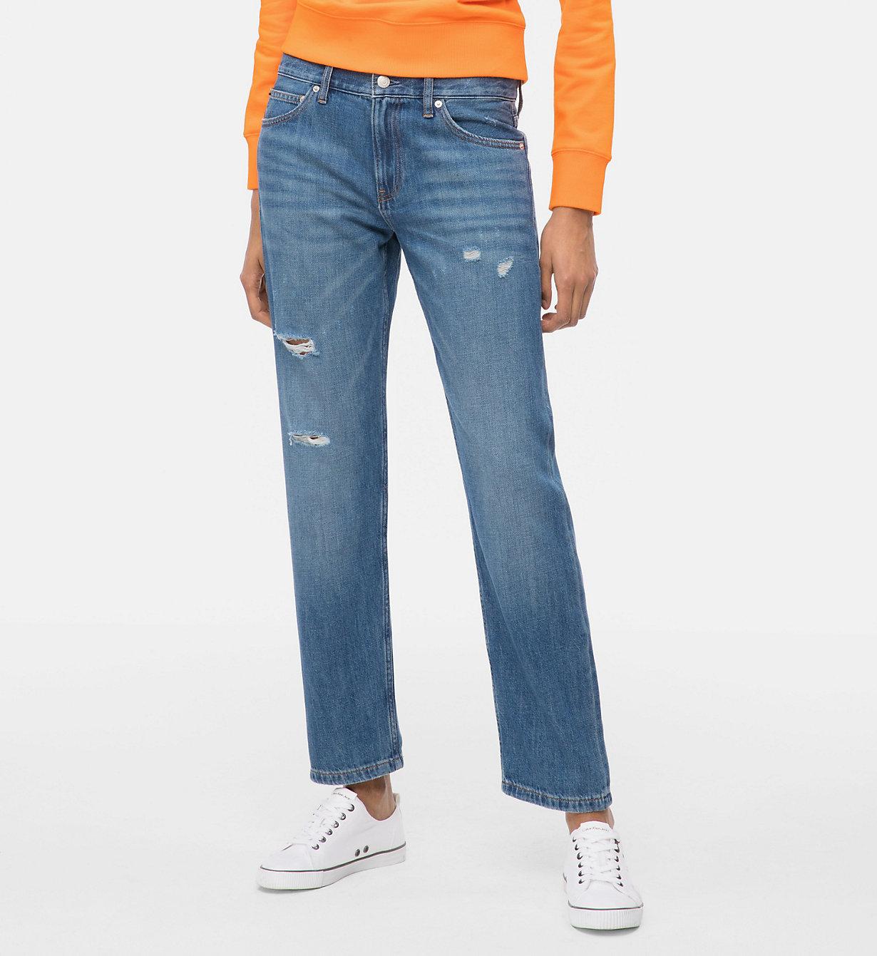 CKJ 061 Mid Rise Boy Jeans Calvin Klein LFahoE3l