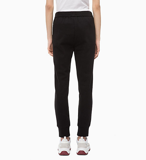 CALVIN KLEIN JEANS Joggers - CK BLACK - CALVIN KLEIN JEANS IN THE THICK OF IT FOR HER - detail image 1