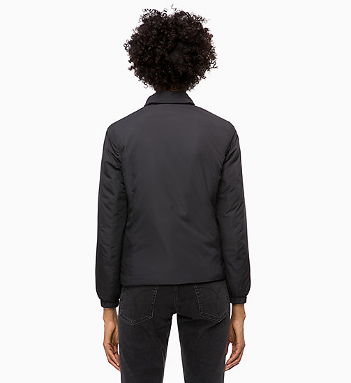CALVIN KLEIN JEANS Padded Shirt Jacket - CK BLACK - CALVIN KLEIN JEANS NEW IN - detail image 1