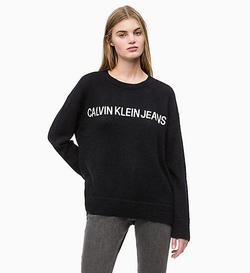 calvin klein jeans pullover damen