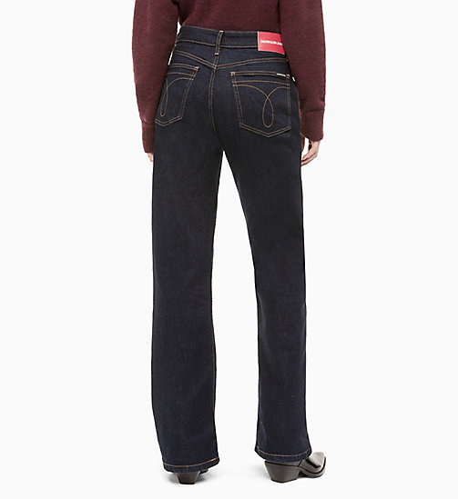 CALVIN KLEIN JEANS CKJ 070 High Rise Bootcut Jeans - JENNA RINSE - CALVIN KLEIN JEANS CLOTHES - detail image 1
