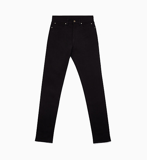 CALVIN KLEIN JEANS Jeans met smalle pijpen - BLACK OD BLACK RINSE -  JEANS - main image