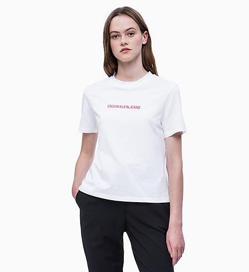 4b28ef28fe6b8a £45.00Cropped Logo T-shirt