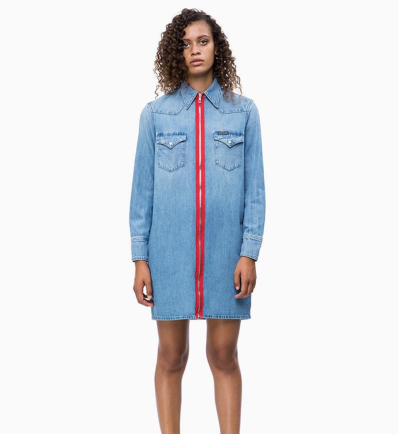 169cdeeaf83 Denim Shirt Dress Calvin Klein®