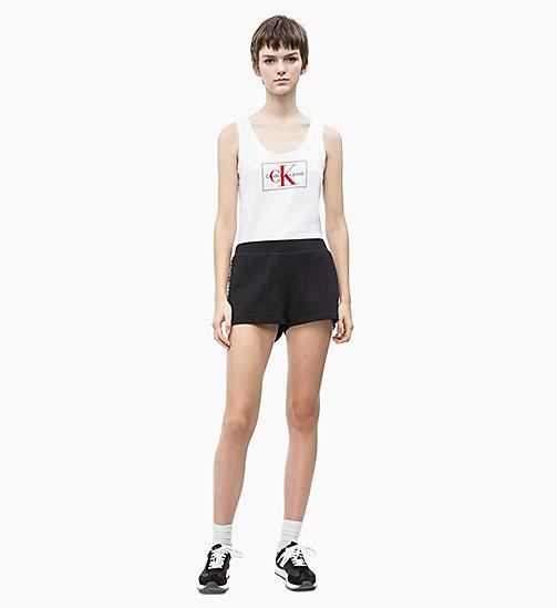 Korte Joggingbroek Dames.Korte Broeken Voor Dames Calvin Klein