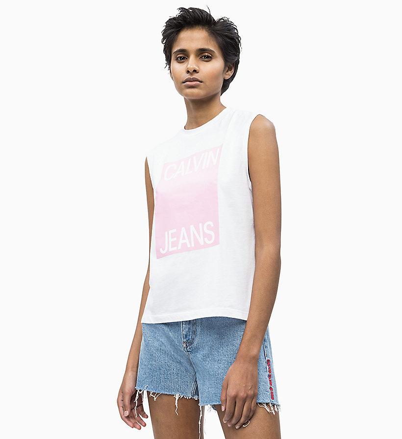 c1b4d369 Logo Muscle T-shirt Calvin Klein®   J20J210509112