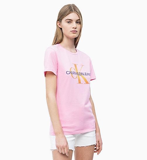 15be0df742ffe6 Women's T-Shirts | Long Sleeve & Cropped T-Shirts | CALVIN KLEIN®