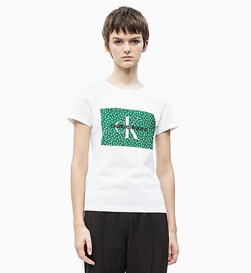 7866daa029fad5 £45.00Floral Logo T-shirt