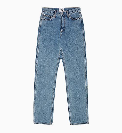 £85.00CKJ 030 High Rise Straight Jeans c8f7247038