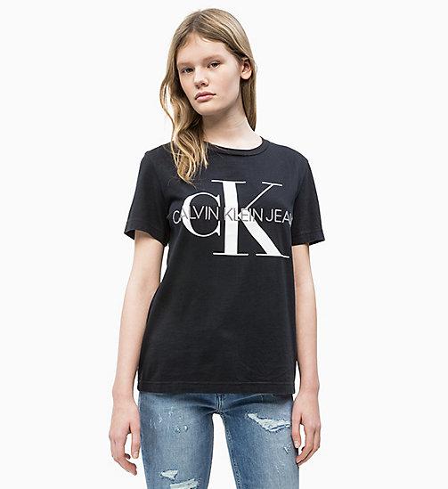 686d4cecc10c6 Women's T-Shirts | Long Sleeve & Cropped T-Shirts | CALVIN KLEIN®