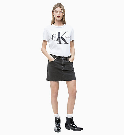 dbe51c1064d5 Women's T-Shirts   Long Sleeve & Cropped T-Shirts   CALVIN KLEIN®