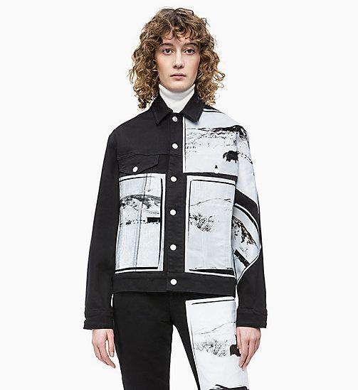 9ae90239d74 Джинсовая куртка Энди Уорхол