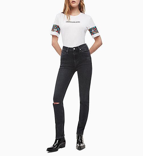 a9f8ea91cbf9 Women's T-Shirts | Long Sleeve & Cropped T-Shirts | CALVIN KLEIN®